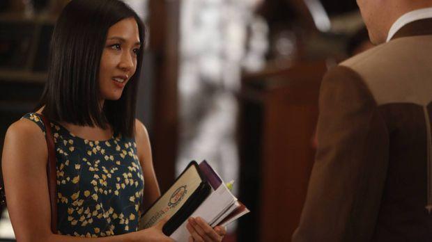 Eddie ist zum Musterschüler mutiert. Jessica (Constance Wu, l.) ist der Meinu...