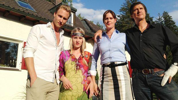 Bringen Magdalena an den Rand der Verzweiflung: Theo (Bernd Dechamps, r.), Ro...