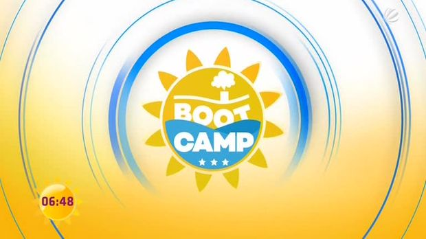 Das Frühstücksfernsehen-Boot-Camp