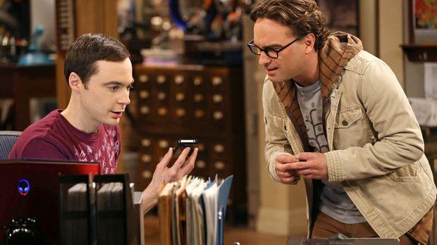 Können es nicht fassen, dass Stephen Hawking positiv auf Sheldons Anfrage rea...