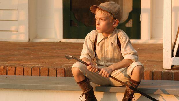 In jungen Jahren beginnt Bobby Jones (Devon Gearhart) Leidenschaft für das Go...