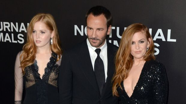 """""""Nocturnal Animals"""" New York Premiere at The Paris Theater - Red Ca..."""