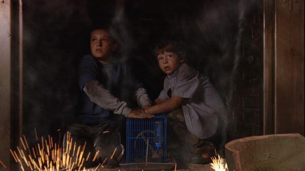 Danny (Jonah Bobo, r.) und Walter (Josh Hutcherson, l.) entdecken ein mysteri...