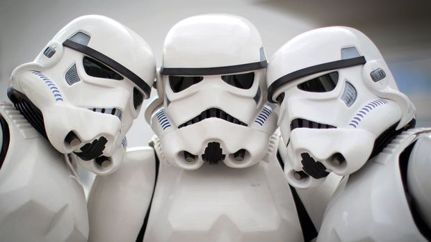 stormtrooper © picture alliance / dpa