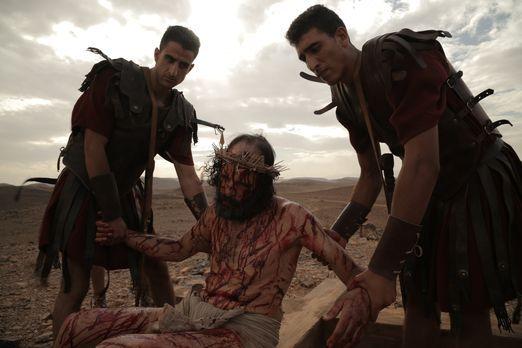 Jenseits der Bibel - Die Apostel-Legenden - Nach seiner Kreuzigung nehmen röm...
