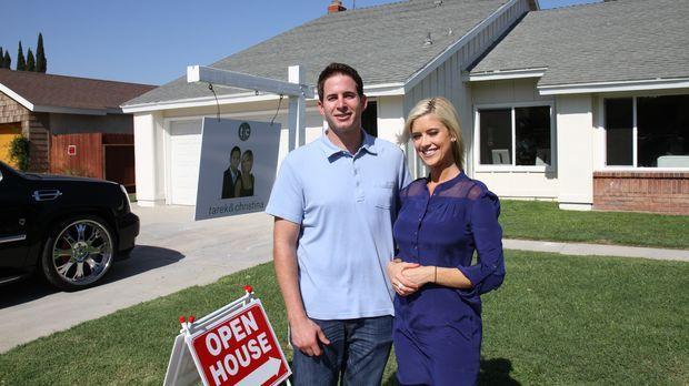 Tarek und Christina kaufen ein Haus in Anaheim, ohne zuvor die Innenräume ges...