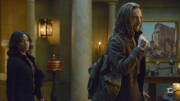 Auf der Jagd nach dem Bösen haben Abbie (Nicole Beharie, l.) und Ichabod (Tom...