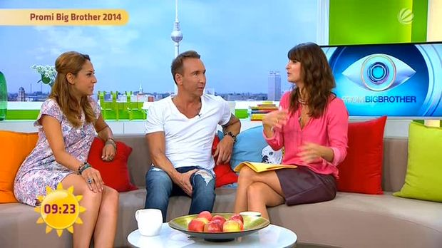 Talk: Jochen Bendel, Melissa Khalaj