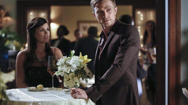 Zoe (Rachel Bilson, l.) trifft eine Entscheidung, mit der nicht einmal Wade (...