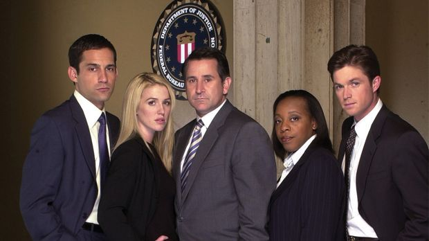 Without a Trace: Hauptcast