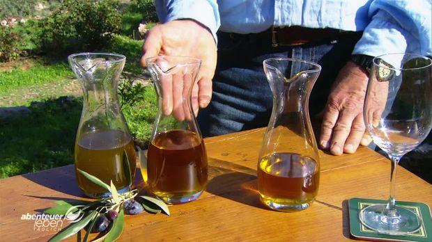 Abenteuer Leben - Täglich - Freitag: Edel Olivenöl