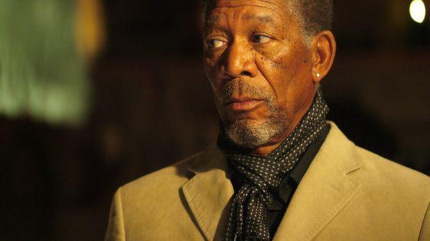 Keith Ripley (Morgan Freeman) gilt unter Kunstdieben als Bester seines Fachs....