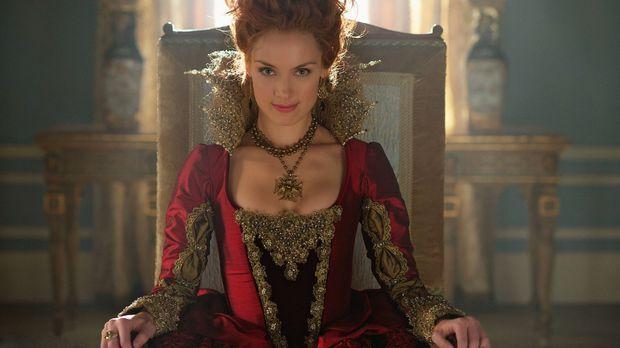 Um Mary loszuwerden, ist Catherine jedes Mittel recht, sogar ein Bündnis mit...