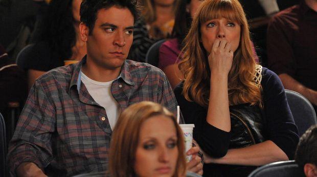 Ted (Josh Radnor, l.) glaubt, dass die Partnerwahr schwieriger wird, wenn man...