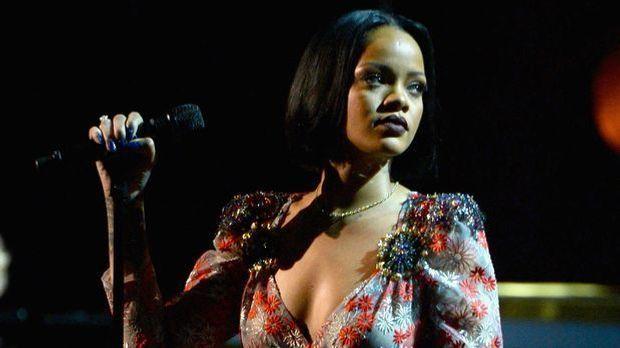 Rihanna fehlt bei den Grammys