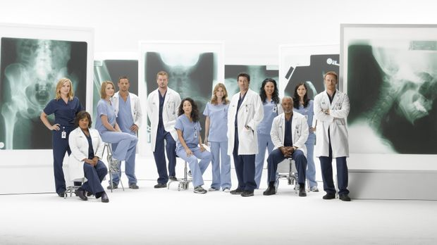 (6. Staffel) - Tränen, Konkurrenzkampf und neue Ärzte im Seattle Grace Hospit...