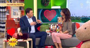 Frühstücksfernsehen - Sex Hält Das Herz Fit!