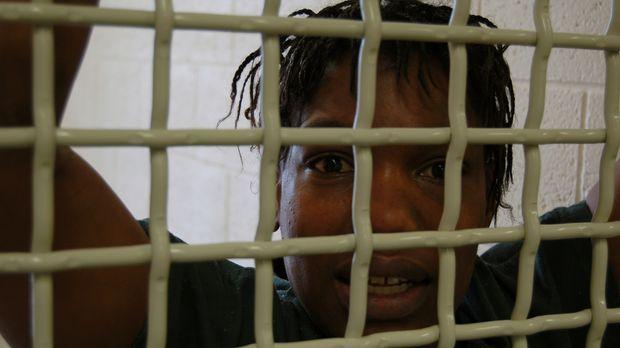 Lockdown blickt hinter die Mauern des Wayne County Jail in Detroit, in dem en...