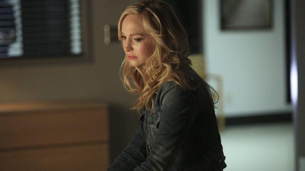 Während Caroline (Candice Accola) für ihre Mutter einen schönen Ort für ihre...