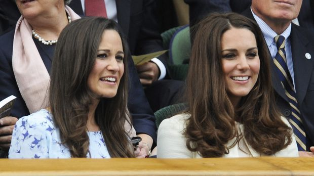 Kate Middleton schwanger? Schwester Pippa in großer Sorge