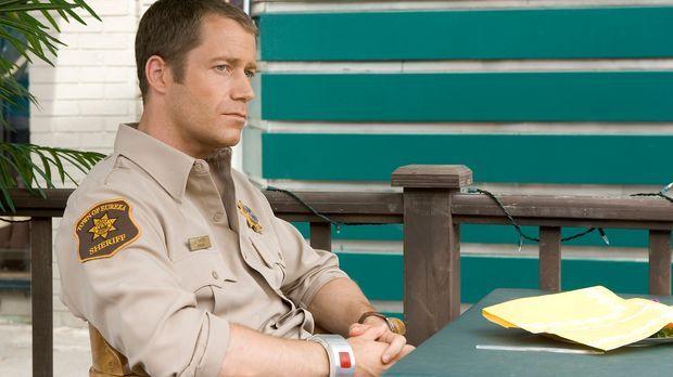 Auf in die nächste Runde: Carter (Colin Ferguson) muss mal wieder ganz Eureka...