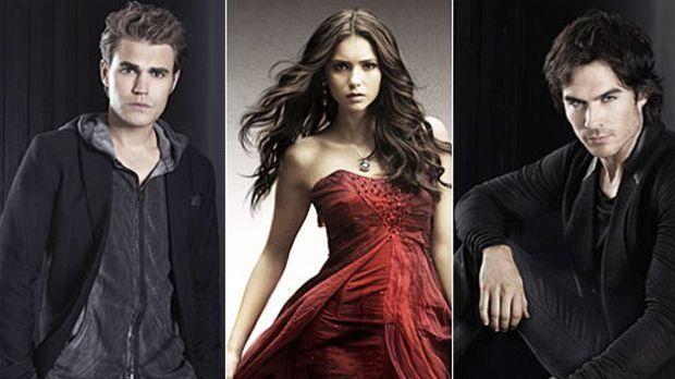 Es wird eine vierte Staffel Vampire Diaries geben! Wir geben euch erste Einbl...