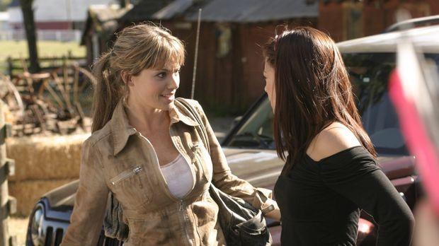 Nachdem Lois (Erica Durance) an Chloes Grab von einem Mann angegriffen wird,...