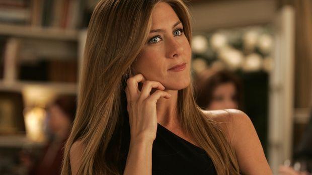 Wo die Liebe hinfällt: Sarah Huttinger (Jennifer Aniston) findet heraus, dass...