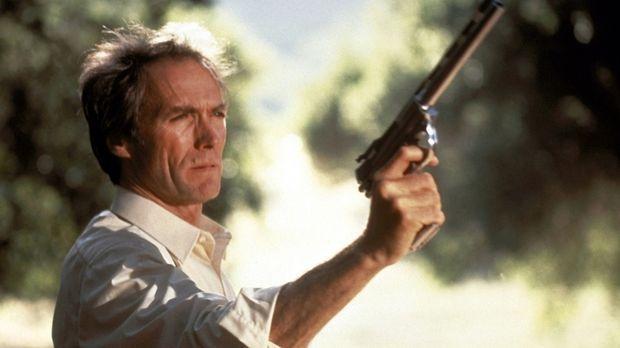 Der Gnadenlose: Inspektor Callahan (Clint Eastwood) ... © Warner Bros.