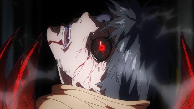 Tokyo Ghoul - Als Ken sich mit der hübschen Liz verabredet, weiß er nicht, da...