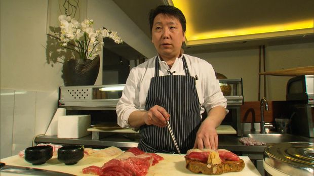 Kontrastreportage Sushi