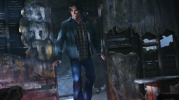 Sam (Jared Padalecki) begibt sich ohne seinen Bruder auf die Suche nach weite...