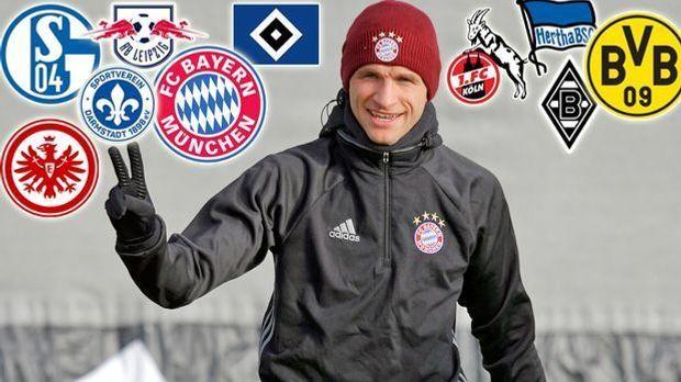 Bundesliga Müller 940