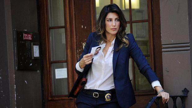 Auf der Suche nach Coles Mörder: Det. Jackie Curatola (Jennifer Esposito) © 2...