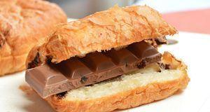 Vegetarisch bedeutet nicht gleich kalorienarm – fleischfreie Produkte, wie Cr...