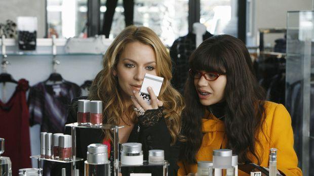 Zwischen Betty (America Ferrera, r.) und Amanda (Becki Newton, l.) läuft es n...