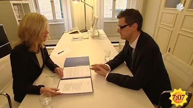 Talk: Bewerbungsexperte Jürgen Hesse über die zehn häufigsten Bewerbungs-Fragen