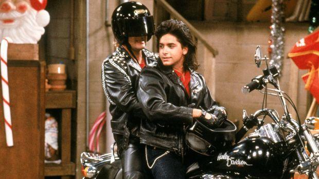 Wollen sich endlich mal wieder einen richtigen Männerabend gönnen: Joey (Dave...