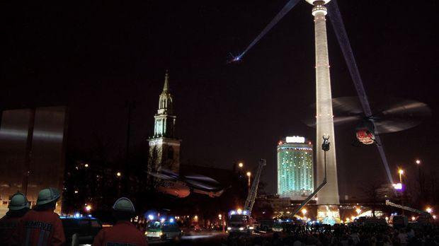 Das Inferno - Flammen über Berlin - Artwork © ProSieben ProSieben