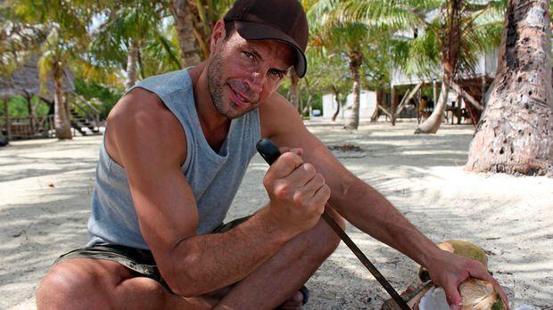 Sechs Tage wird Jason Gardiner damit verbringen, sich eine Unterkunft zu such...