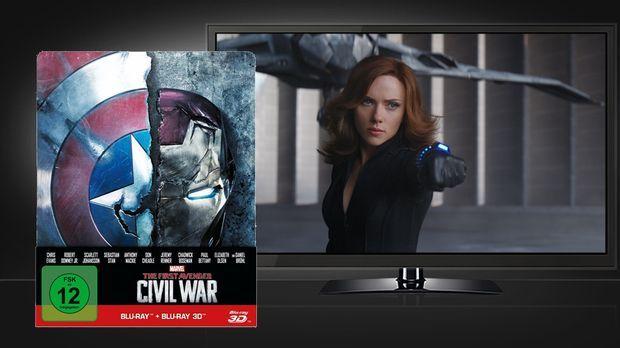 Civil War - Blu-ray 3D
