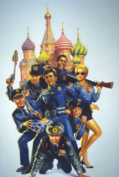 Police Academy 7 - Mission in Moskau - POLICE ACADEMY 7 - MISSION IN MOSKAU -...