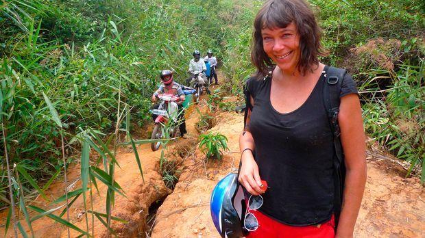 Lonely Planet prüft Neuling Tamara Sheward, eine vielversprechende Reiseautor...