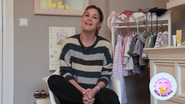 Frühstücksfernsehen - Frühstücksfernsehen - Alinas Baby Blog: Das Letzte Video - Alina Sagt
