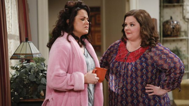 Pikant, pikant: Molly (Melissa McCarthy, r.) hat beobachtet, wie Carl in der...