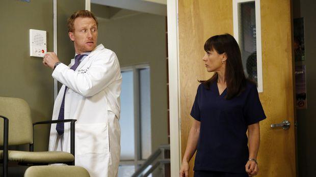 Die Nerven der Chirurgen aus dem Seattle Grace Krankenhaus liegen blank, als...