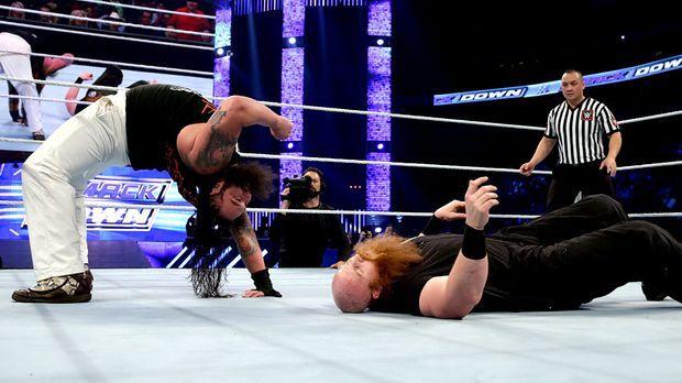 SmackDown 10. April