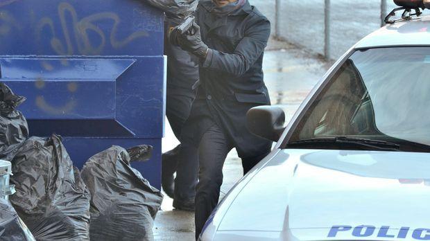 Auf der Suche nach Vincent: Gabe (Sendhil Ramamurthy) ... © 2013 The CW Netwo...