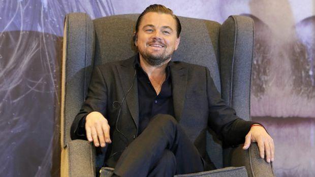 """""""Oscars® 2016""""-Favorit Leonardo DiCaprio: In Wahrheit kein Womanizer?"""
