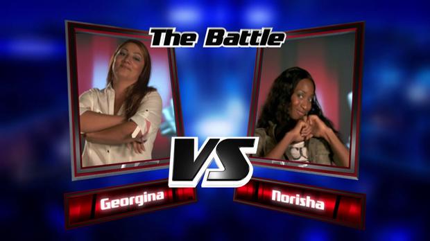 Georgina vs. Norisha